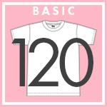 ベーシック Tシャツ 120