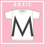 ベーシック Tシャツ M
