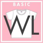 ベーシック Tシャツ WL