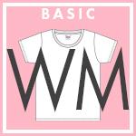 ベーシック Tシャツ WM