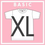 ベーシック Tシャツ XL