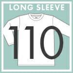 ヘビーウェイト ロングTシャツ 110