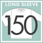 ヘビーウェイト ロングTシャツ 150